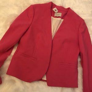 Loft NWT pink blazer